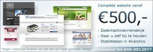 Laat uw website ontwerpen en bouwen door Internet Marketing Nederland!