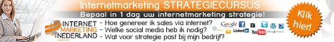 Internet Marketing Strategie Cursus