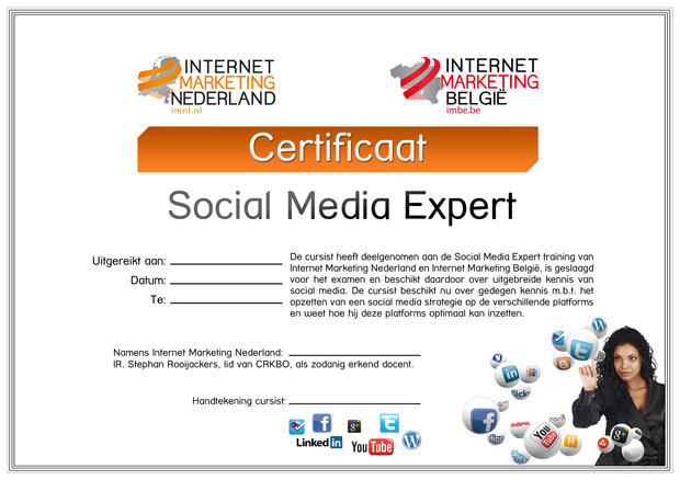 internet-marketing-nederland-social-media-expert-certificaat