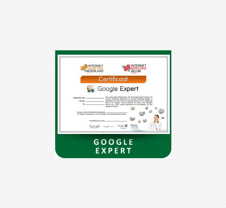 internet-marketing-nederland-google-expert-certificaat