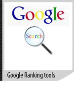 Google-Ranking-tools
