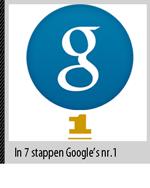 Google-nummer-1-ranking-7-stappen