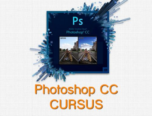 Gratis cursus Photoshop