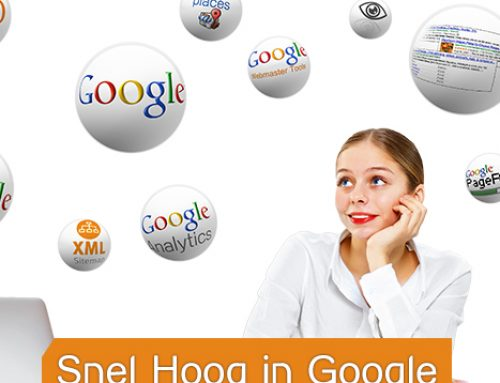 Gratis cursus snel hoger in Google