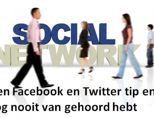 8 verborgen Facebook en Twitter tip en tricks waar je nog nooit van gehoord hebt