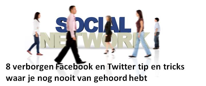 8 geheime social media tips