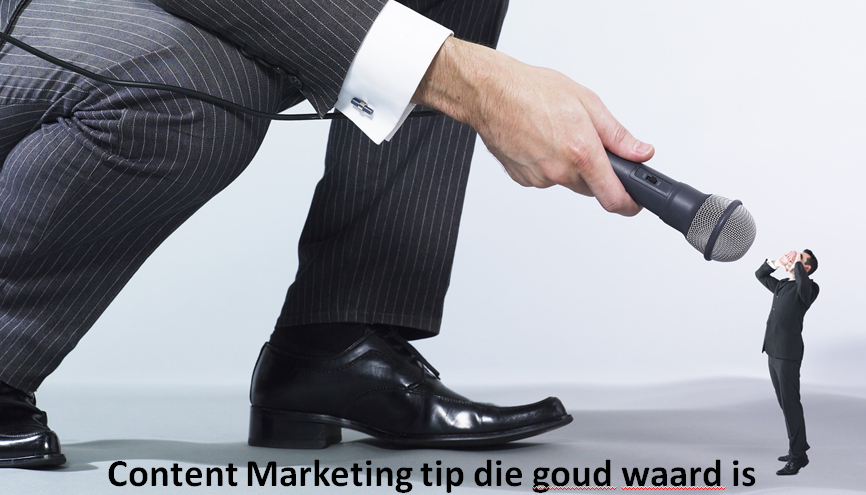contentmarketing-tip-die-goud-waard-is