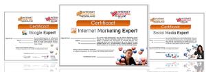 Certificaat internet marketing expert