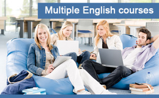 multiple english courses
