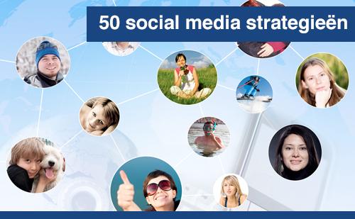 Cursus de top 50 social media strategieën