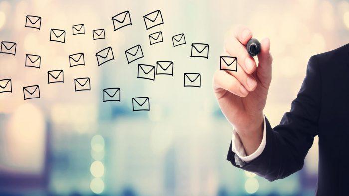 emails-versturen