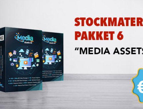 Nieuw Stock Pakket Rechtenvrije Foto's en Video's, 19 euro