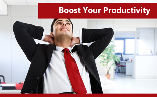 Boost Your Productivity