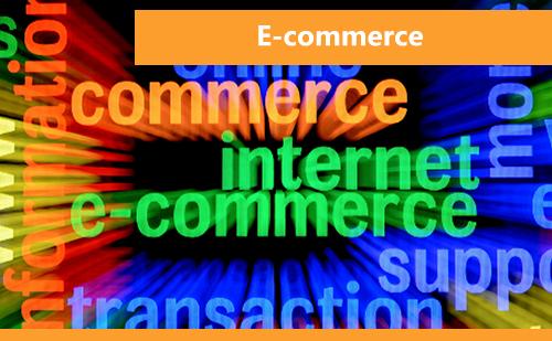 E-commerce videos and E-books courses
