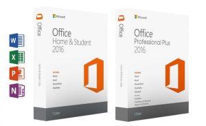 Microsoft Office 2016 kopen