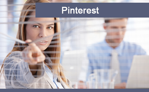Several video courses of Pinterest