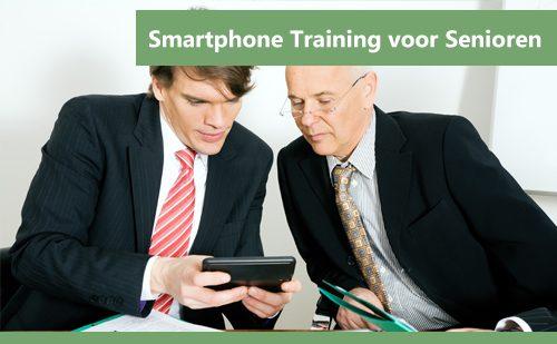 Smartphone en Internet Training voor Senioren