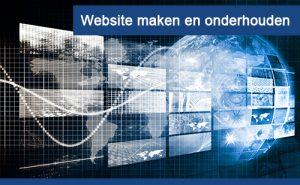 Website maken en onderhouden cursus