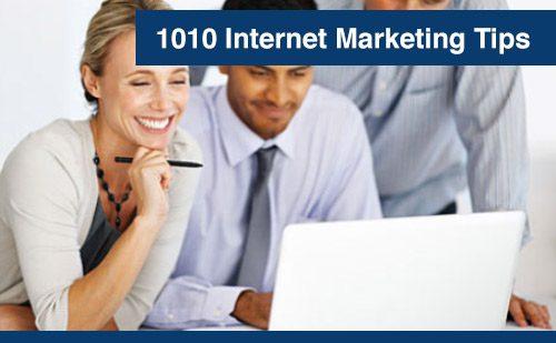 1010 Internet Marketing Tips cursus