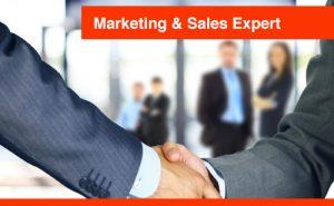 Marketing & Sales Expert