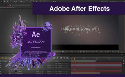 Adobe After Effect cursus