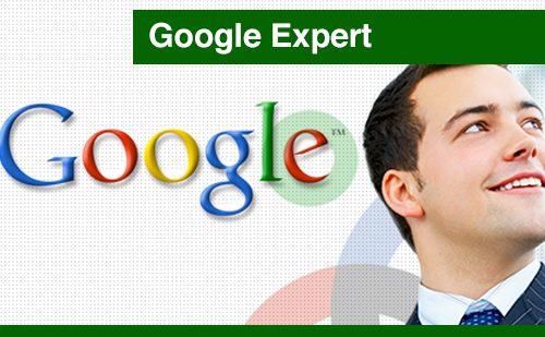 """Google Expert cursus + certificaat """"Google Expert"""""""