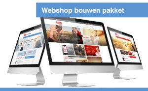 Website bouwen pakket