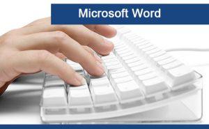 Microsoft Word cursus