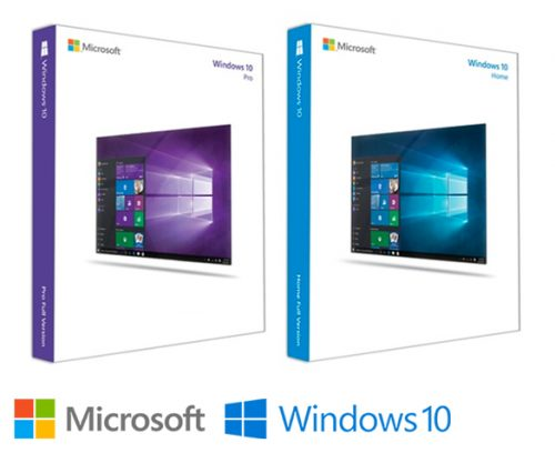 Microsoft Windows 10 kopen