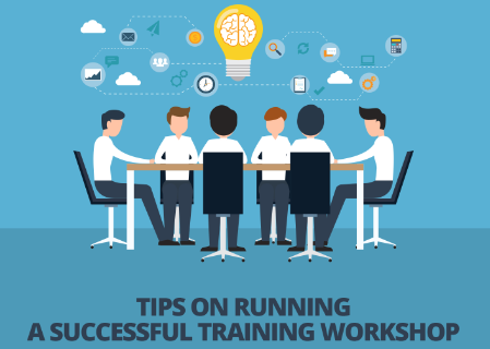 How to plan an event such as a workshop