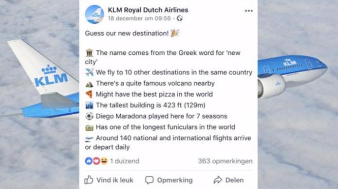 klm-reclame-internet-marketing-nederland